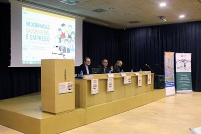 Jornadas Empleo y Salud Mental FEAFES Galicia