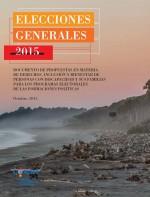 Portada Elecciones Generales 2015 cermi