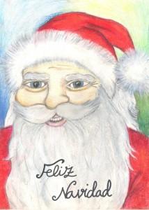 Un Papá Noel en Casa