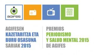 agifes premio periodismo y saud mental 2015