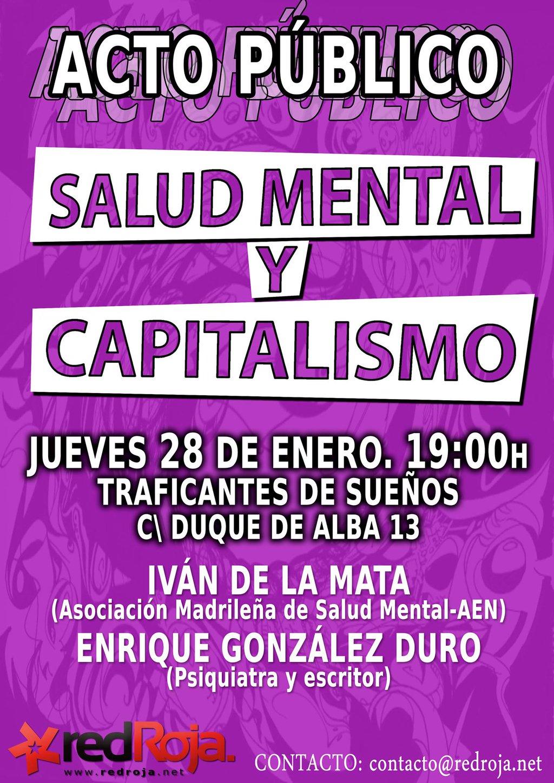 Salud mental y capitalismo