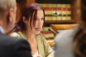 El presidente de Salud Mental Canarias interviene en la Comisión de Discapacidad del Parlamento canario