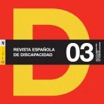 Portada Revista Española Discapacidad 03