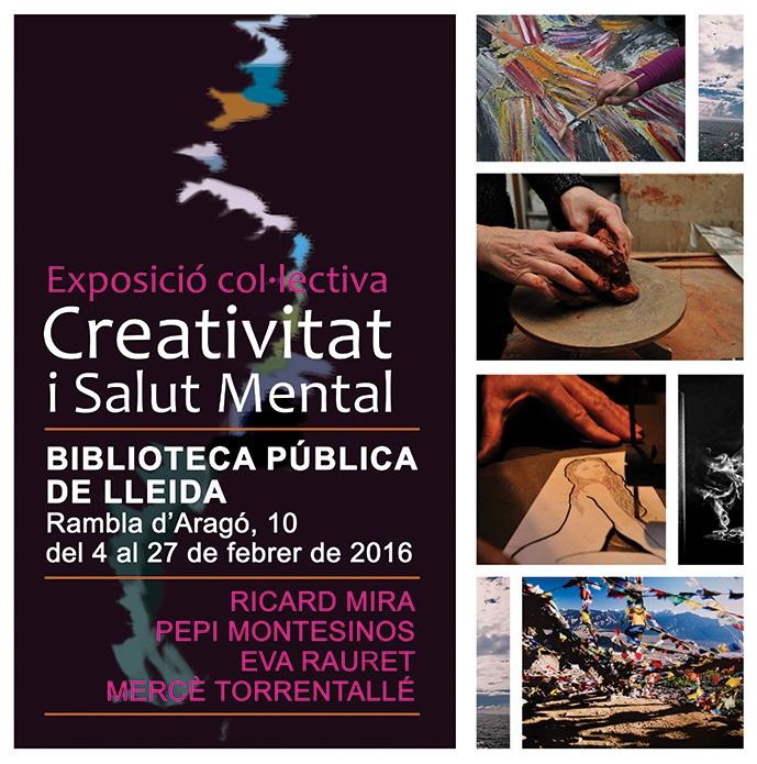 Exposición Creatividad y Salud Mental