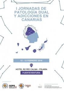 I Jornadas Patología Dual y Adicciones en Canarias
