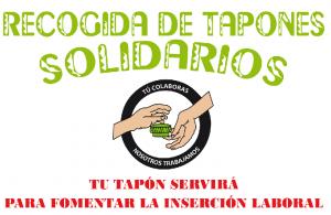 Recogida de tapones solidarios de FEAFES-ÁVILA FAEMA