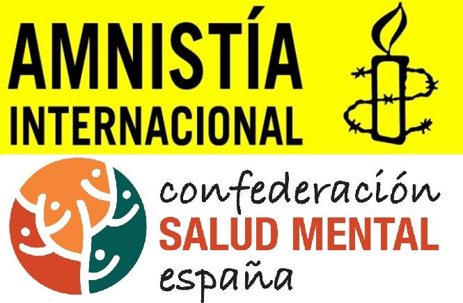 SALUD MENTAL ESPAÑA colabora con Amnistía Internacional