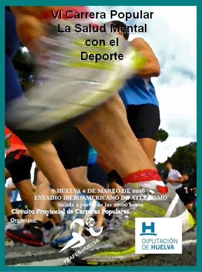 Carrera FEAFES Huelva