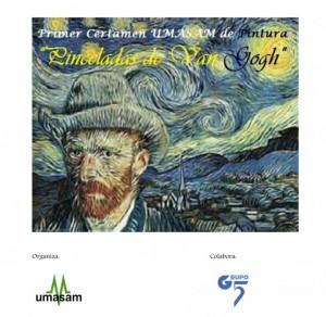 Cartel del Concurso de Pintura de UMASAM