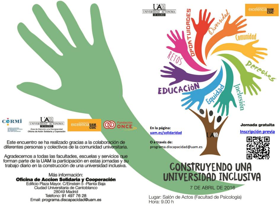construyendo universidad inclusiva