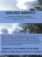 Proyección documental Dialogo Abierto
