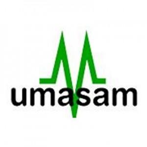 logo de UMASAM, Unión Madrileña de Asociaciones de personas pro salud mental