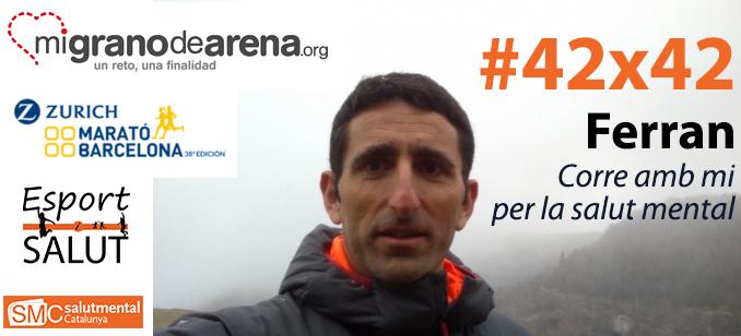 maratón salud mental cataluña