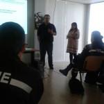 Formación de SALUD MENTAL ESPAÑA a miembros de la Unidad Militar de Emergencias