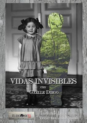 Vidas invisibles, Teatro sobre salud mental