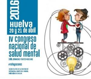 Cartel Congreso Salud Mental Huelva