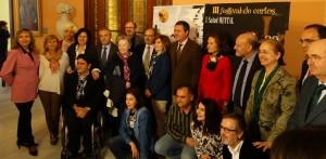 """Presentación del III Festival de Cortos y Salud Mental """"Cine Mental"""""""