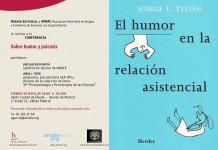 Conferencia humor y psicosis de AMAFE