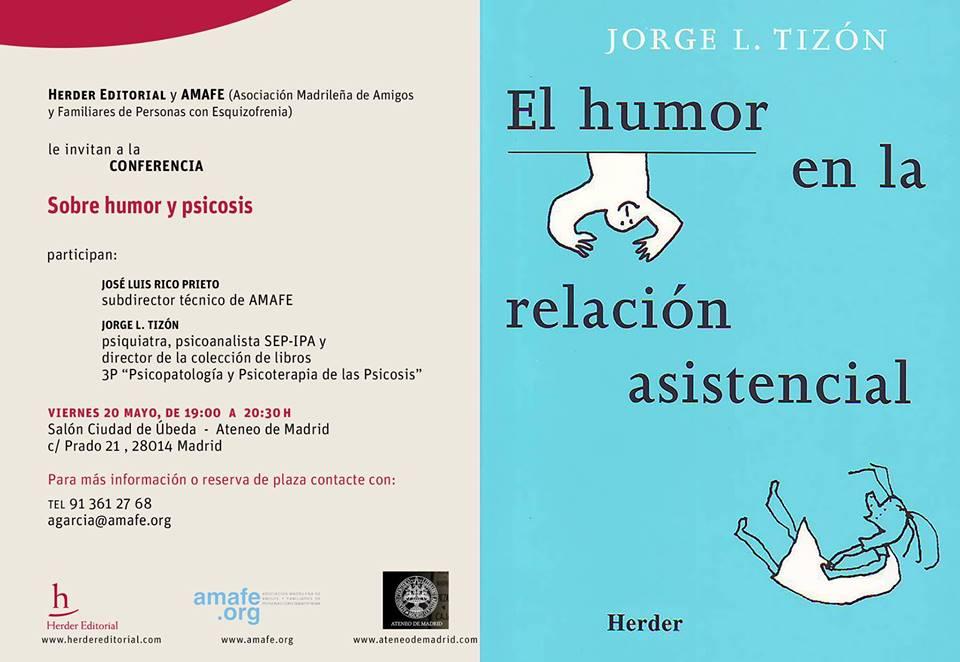 Conferencia humor y psicosis