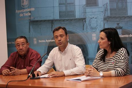 El Ayuntamiento cede a AFEMY el uso de un edificio municipal. Imagen: Ayuntamiento