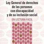 Portada Ley General Discapacidad