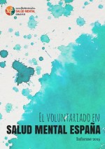 Portada Voluntariado salud mental 2015