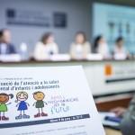 informe salud mental cataluña