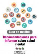Recomendaciones para informar sobre salud mental