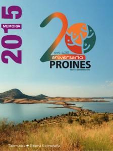 Memoria PROINES Salud Mental 2015