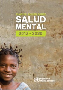 plan acción salud mental OMS 2013-2020