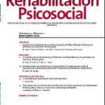 Portada Rehabilitación psicosocial