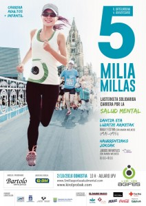 5 millas por la salud mental AGIFES