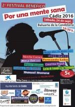 Festival Benéfico FAEM Cádiz