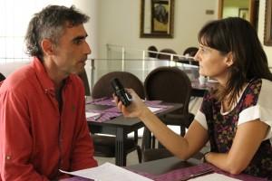 Entrevista para el curso portavoces para comunicar la salud mental en medios de comunicación