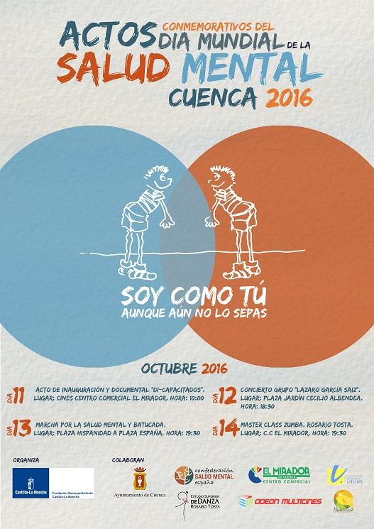 Día Mundial Salud Mental 2016 Cuenca
