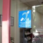 bucle magnético para mejorar la accesibilidad en la sede de SALUD MENTAL ESPAÑA