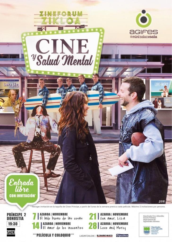 cine y salud mental de AGIFES