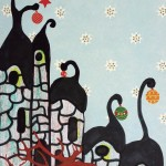 Obra ganadora del XIV Concurso de Tarjetas de Navidad de SALUD MENTAL ESPAÑA 2016