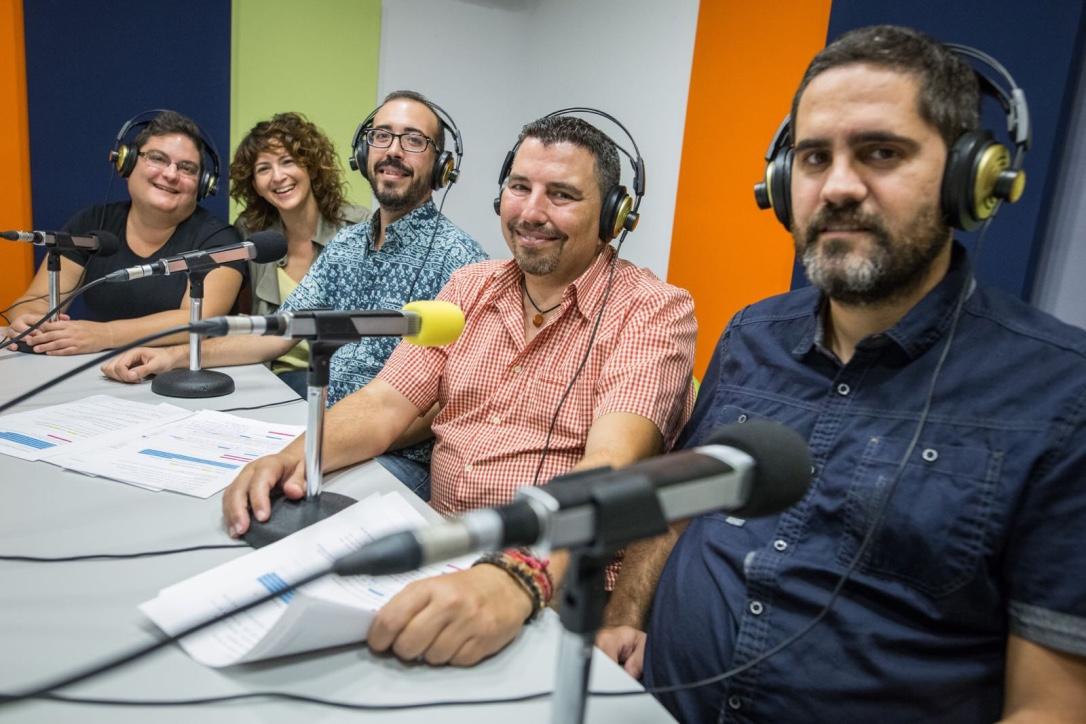 Integrantes Radio Himalia