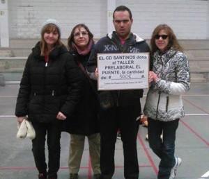 Cross de Tudela de Duero, solidario con la salud mental