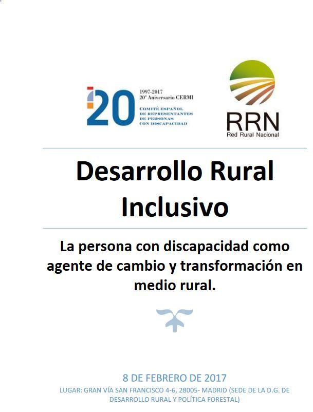 Jornada Desarrollo Rural