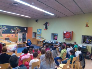 Cuentacuentos sobre salud mental en las bibliotecas de Cataluña