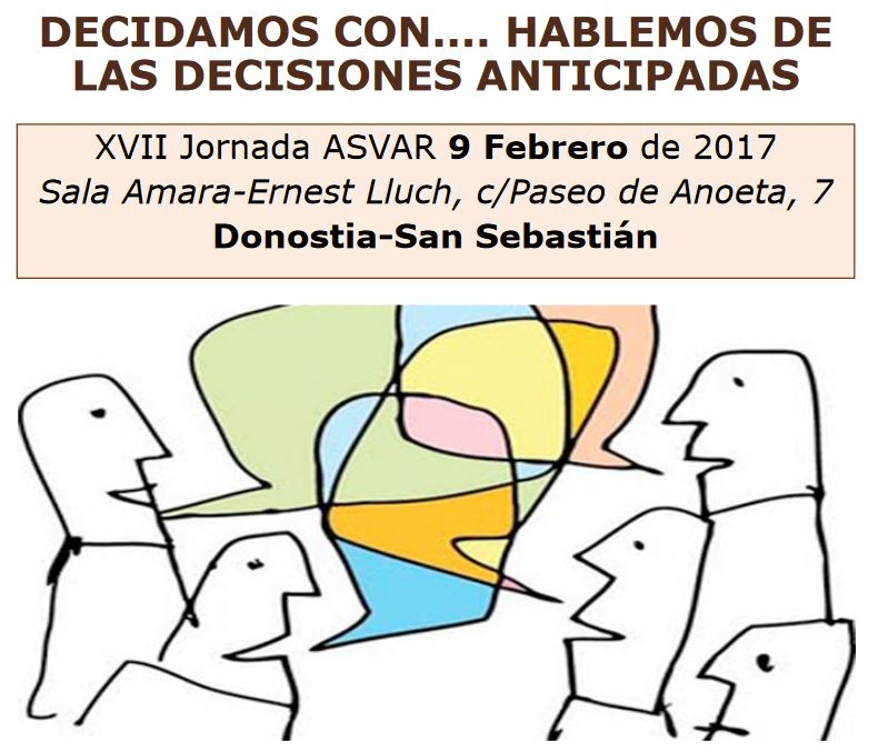 Decisiones anticipadas jornada asvar
