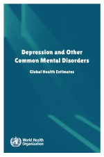 Depression and other common mental disorders: global health estimates