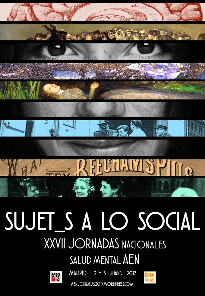 XXVII Jornadas AEN: Sujet_s a lo social @ Ilustre Colegio Oficial de Médicos | Madrid | Comunidad de Madrid | España