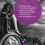Informe sobre violencia de género hacia las mujeres con discapacidad 2015