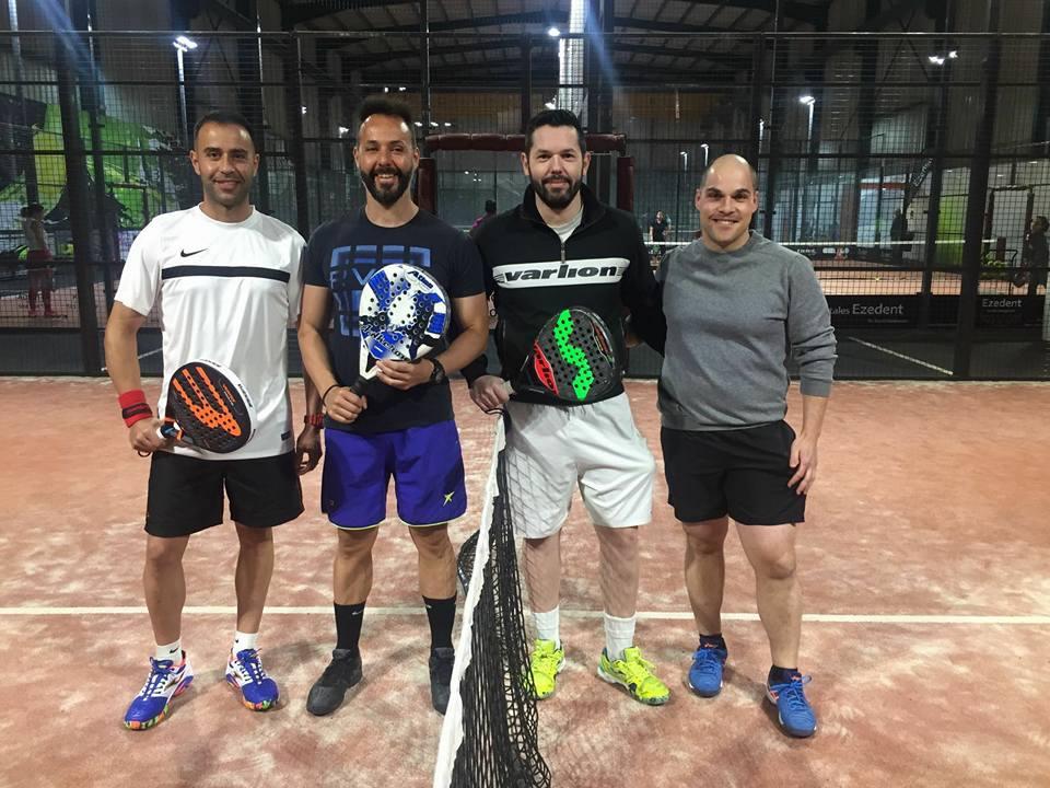 Torneo Pádel ALFAEM