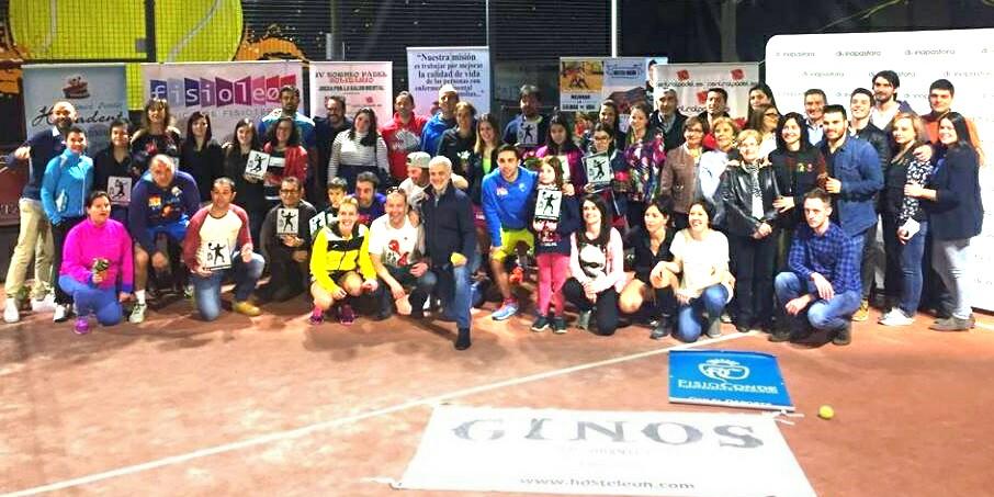 Participantes Torneo Padel ALFAEM Leon