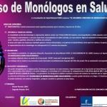 Monólogos Asociacióm Vivir Concurso