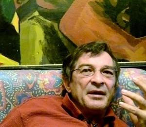 Ramón Losa. Fotografía de Ángel Cagigas